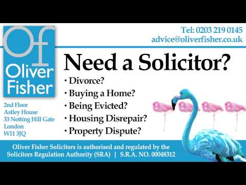 Oliver Fisher Solicitors - Divorce & Property Solicitors - Notting Hill Gate And Kensington