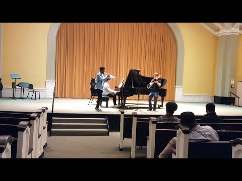 Advanced Chamber Music Class