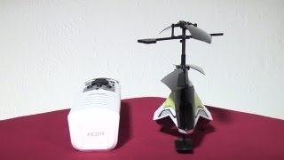 M I  Hover Review. Silverlit's New Motion Controlled Helicopter