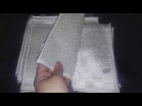 Bamboo Fiber Dish Towels Review