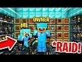RAIDING The OWNERS Minecraft BASE (Minecraft Raiding)