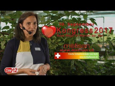 Mandy Helas - Krebs, ein Signal der Seele? / Kongress Neue Wege im Wandel der Zeit 2017