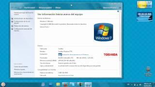 Cambiar El Nombre Del Equipo-Windows 7