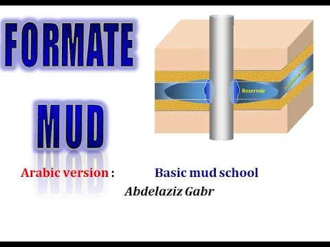 10 . drill in fluids , formate mud