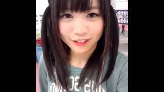 HKT48 一期生 菅本裕子 (声:ういたん)