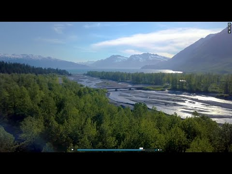 Summer Solstice Alaska 2019 4K Creative Commons Epic