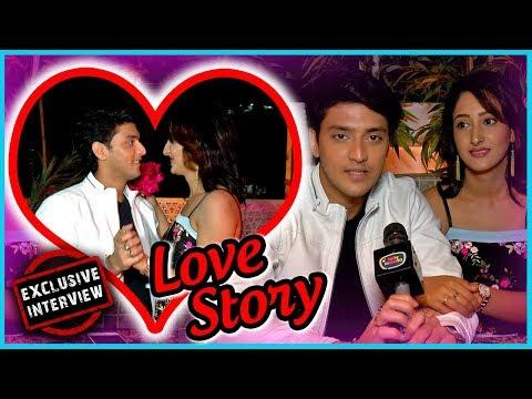 Kinshuk Vaidya And Shivya Pathania Love Story | Exclusive Interview | TellyMasala