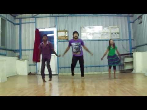 1234 get on the dance floor  Chennai Express Choreography  JR Praja