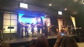 Espera - Paula Rodriguez Cityline Church Mariachi!