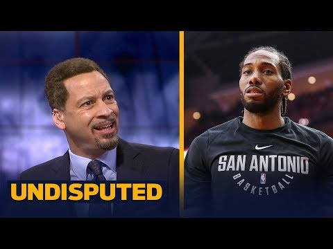 Chris Broussard on reports Spurs held players-only meeting focused on Kawhi's return | UNDISPUTED