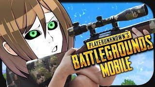 Wie spielt sich eine Sniper in PUBG Mobile? ☆ PUBG Mobile