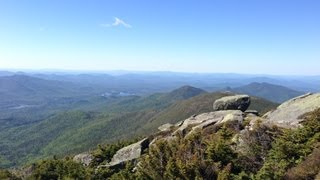 Summit to Mt. Marcy, tallest peak in New York on a CLEAR day!