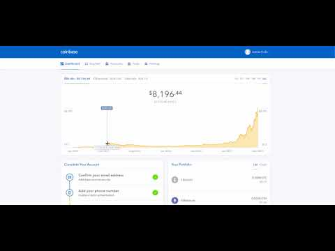 Your Guide To Setting Up A Coinbase Wallet