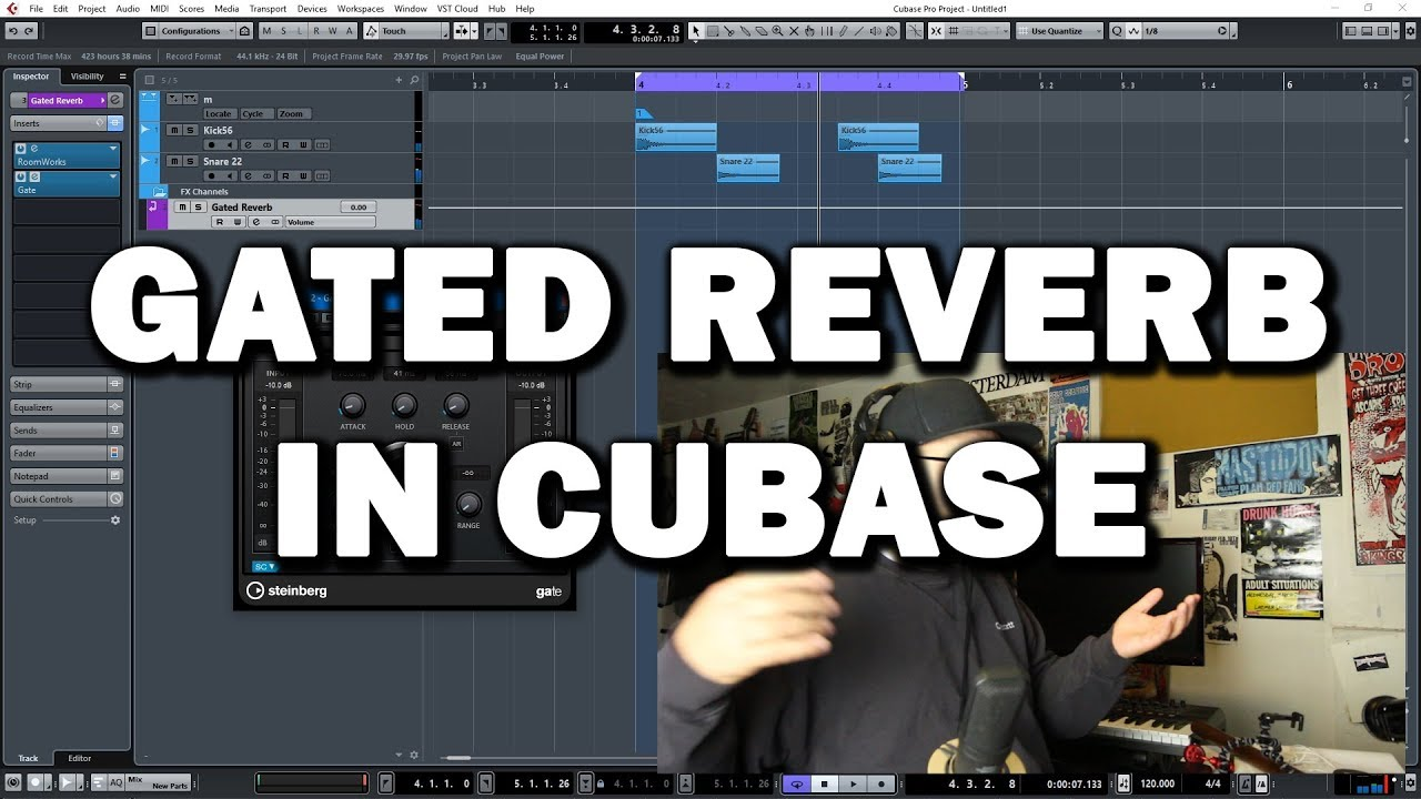 How to sidechain in cubase 5 youtube.