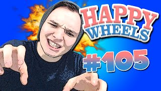 AGGRESSION MUSS RAUS!! | Happy Wheels #105