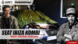 SEAT IBIZA Kombi - Der Zauberer   Kundenfahrzeug   Sidney Industries