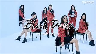 [3D+BASS BOOSTED] CLC (씨엘씨) - BLACK DRESS | bumble.bts