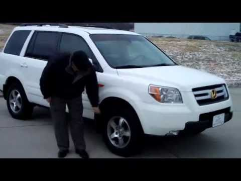 certified used 2007 honda pilot ex l 4wd for sale at honda cars of bellevue an omaha honda
