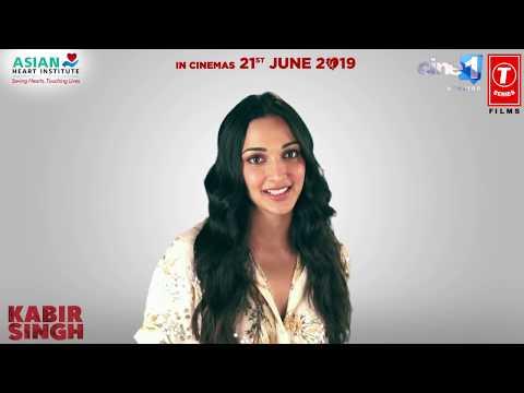 Kabir Singh → In Cinemas Now  | Movie Shot at Mumbai's renowned Asian Heart Institute
