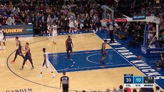 1st Quarter, One Box Video: New York Knicks vs. Orlando Magic