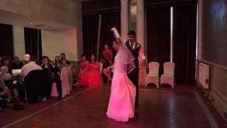 Lee Live (Wedding DJ), Edinburgh: The Royal Terrace - Beautiful In White - First Dance (4K Ultra HD)