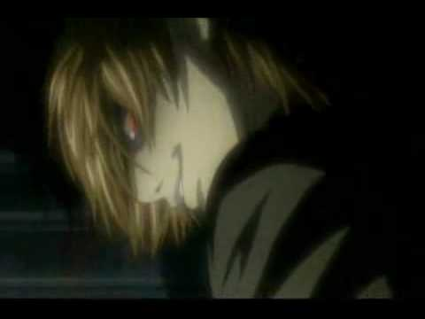 Death Note Kira's Laugh (English) - YouTube
