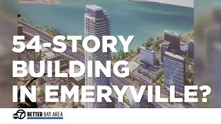 Residents raise concerns about traffic over proposed high-rise in Emeryville