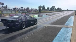 Jeff Bush/English Racing AWD World Record. 7.64@185
