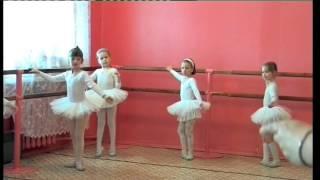 Открытый урок балета