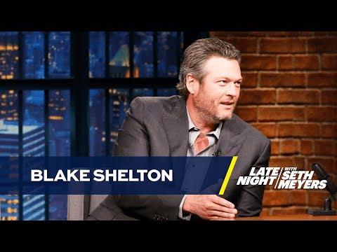 Blake Shelton's Singing Did Not Impress Kelly Clarkson