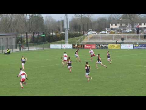 Bank Of Ireland Dr  McKenna Cup 2017 Round 1 Highlights