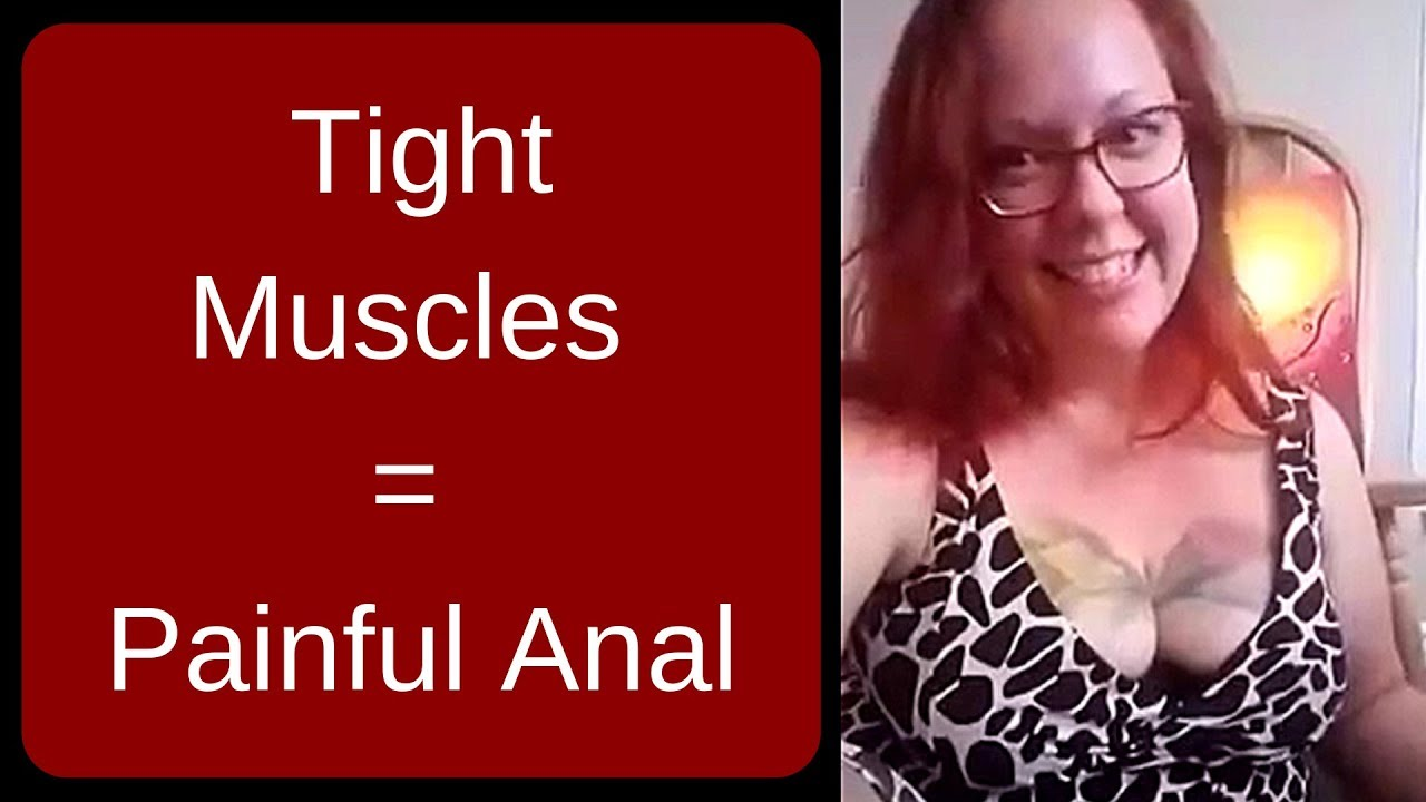 pain anal sex tube