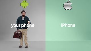 Apple Makes Fun Of Android #2