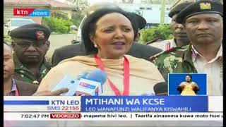 Lucy Wambui kutoka shule ya msingi ya Mwiting'iri afariki kutokana na ugonjwa wa kichaa cha mbwa