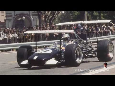 Passion and Death in Formula One [ First Part ]
