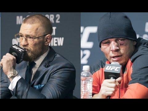 Планы Конора МакГрегора, травмы Нейта Диаза, послание Жозе Альдо после UFC 202