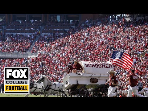 Jeff K - Oklahoma's Sooner Schooner Wagon Flips Over In Scary Crash