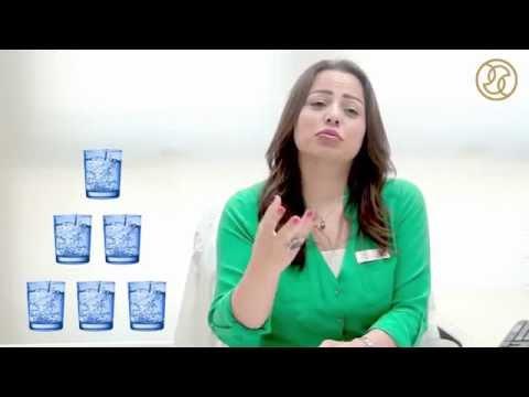 أهمية شرب الماء لجسم الإنسان