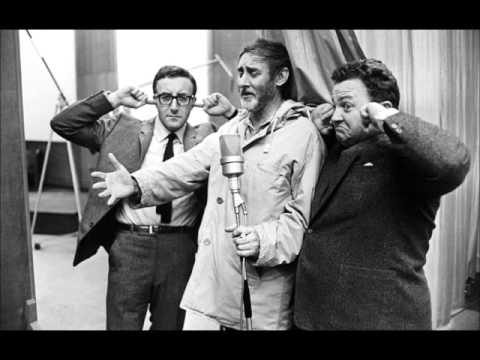 "Thank you, Moriarty! - The Goon Show ""The Missing Scroll"""