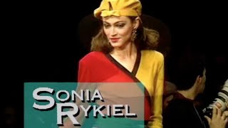 Sweater Dresses with Sex Appeal - Sonia Rykiel Spring/Summer 1992