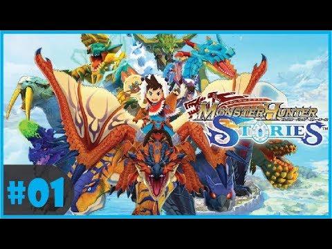 Monster Hunter Stories - O Inicio #01 thumbnail