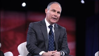 Scandal Ridden Pruitt Finally Resigns from EPA, Leaving Another Climate Denier in Charge