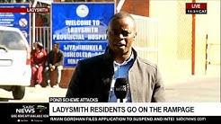 Ponzi scheme mastermind's home torched in Ladysmith