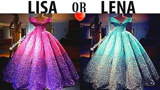 LISA OR LENA 💖 #305