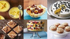 Top 7 Diabetic Dessert Recipes Ideas