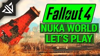 FALLOUT 4: NUKA WORLD Let