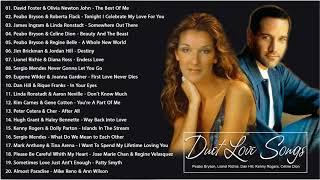 Peabo Bryson, Dan Hill, James Ingram, David Foster, Kenny Rogers,  Dan Hill - Best Duets Love Songs