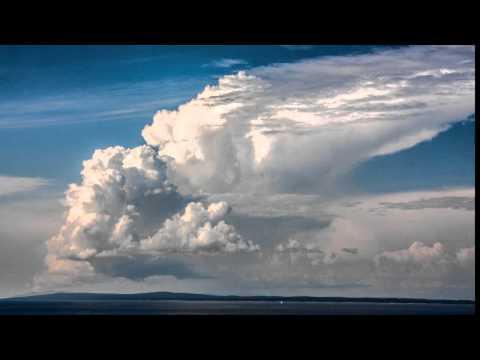 3 cumulonimbus cloud life cycle (timelapse)