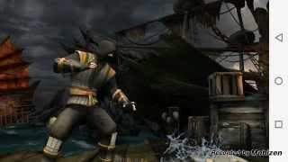 Mortal Kombat X - İos / Android / Windows Phone Gameplay #2 Trailer HD