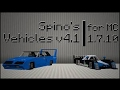 Minecraft 1.7.10 Spino's Vehicle Mod Kurulumu!!! Türkçe Anlatım!